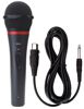 Professional Microphone With Durable Metal Case And Grill (Removable Cord)