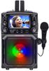 Portable CDG/MP3G Karaoke Player with 4.3