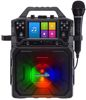 Portable MP3G Karaoke and PA System with 4.3