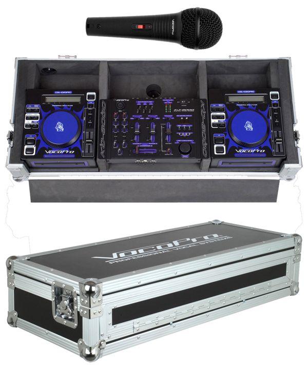 Professional KJ System