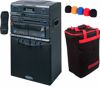 80W Semi-Pro Multi-Format Karaoke Package
