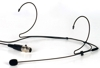 Super Light Earclip Headset for UHF/VHF Body-Pac