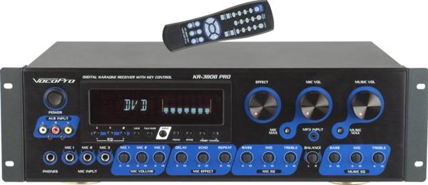 300W Digital Karaoke Receiver with Key Control