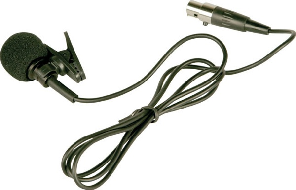LAVALIERE Optional Accessory for the UHF-BP1
