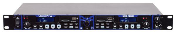 Dual Digital USB/SD Audio Recorder