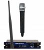 UHF18 Diamond Freq R JetBlack Single Channel UHF Wireless Mic System