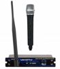 UHF18 Diamond Freq S JetBlack Single Channel UHF Wireless Mic System