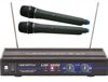 UHF-Dual Channel Wireless Microphone System (Freq: O, P2)